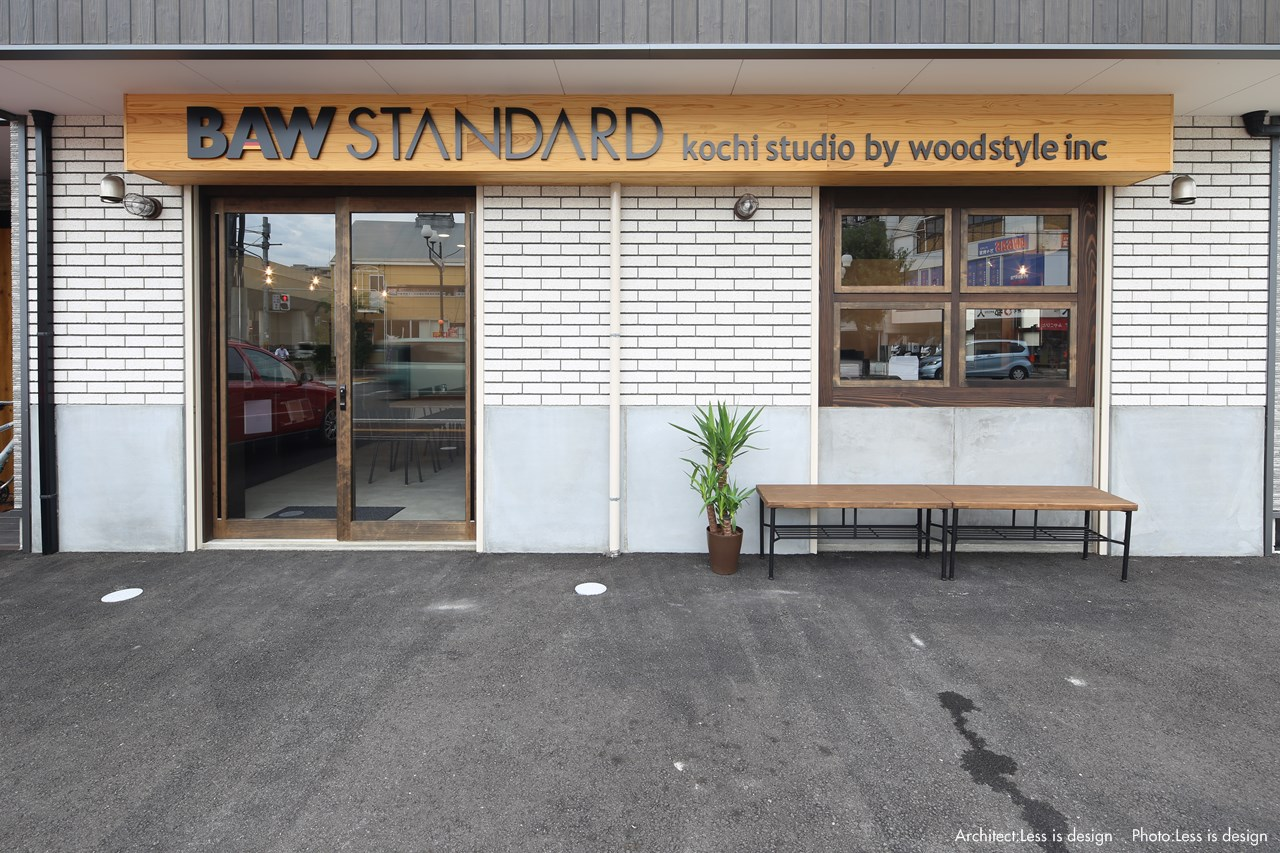 BAW STANDARDスタジオ